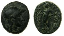 Ancient Coins - SELEUCID EMPIRE.Seleucus II 246-226 BC.AE.17.5mm.Uncertain mint in Western Asia Minor.