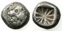 Ancient Coins - LYCIA.Uncertain.Pre-dynastic.circa 520-470/60 BC.AR.Stater.