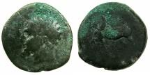 Ancient Coins - NUMIDIA.Massinissa circa 203-148 BC.AE.Unit.