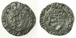 World Coins - HUNGARY.Matthias II H.R.E. AD 1612-1619.AR.Denar.1617.Mint of KREMNITZ.