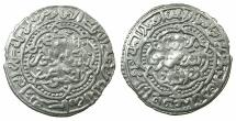 Ancient Coins - YEMEN.RASULID DYNASTY.al-Mansur Umar 626-647H ( AD 1229-1250 ).AR.Dirhem.dated 646H.Mint of ZABID