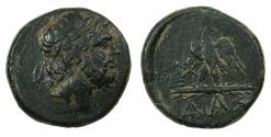 Ancient Coins - BYTHINIA.DIAS.Circa 85-65 BC.AE.20.5mm.