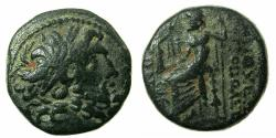 Ancient Coins - SYRIA.ANTIOCH.Augustus 27BC- AD 14.AE.19.2mm.