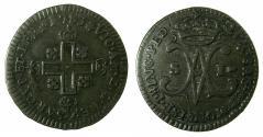 World Coins - ITALY.SARDINIA.Vittorio Amadeo III King of Sardinia, Duke of Savoy AD 1773-1796.Billon.Soldo. 1783.Mint of TURIN.