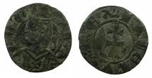 World Coins - SPAIN.ARAGON.James I AD 1213-1276.Billon Dinero.