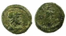 Ancient Coins - ROMAN.Anonymous , Time of Hadrian to Antonius Pius Circa AD117-138-161.AE.Quadrans. Mint of ROME.