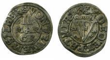 World Coins - GERMANY.Brunswick-Luneburg-Wolfenbuttel. Frederick Ulrich 1613-1634.AR.2 Mariengroschen.1627