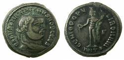 Ancient Coins - ROMAN.Galerius Maximianus Caesar AD 293-305.AE.Follis. Mint of ANTIOCH.