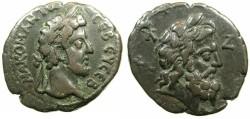 Ancient Coins - EGYPT.ALEXANDRIA.Commodus Augustus 176-192.Billon Tetradrachm, struck AD 186/87.