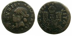 World Coins - RAGUSA (DUBROVNIK).Republic AD 1358-1808.AE.Follaro.struck circa 1449-1555.