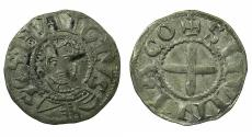 World Coins - FRANCE.CLUNY.Anonymous 12th Cent AD.Bi.Denier.