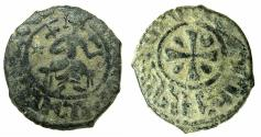 World Coins - ARMENIA, Cilician kingdom.Hetoum I AD 1226-1270.AE.Kardez.Mint of SIS.