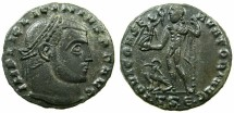 Ancient Coins - ROMAN.Licinius I AD 308-324.AE.Follis.Mint of THESSALONIKA.