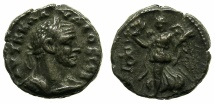 Ancient Coins - EGYPT.ALEXANDRIA. Claudius II Gothicus AD 268-270.Billon Tetradrachm, struck AD 269/70. ~#~. Nike flying left.