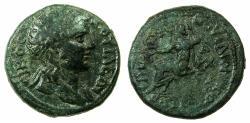 Ancient Coins - PHRYGIA.COTIAEUM.Pseudo-Automonus.Gallienus AD 253-258.AE.Diogenes, Son of Dionysios archon.