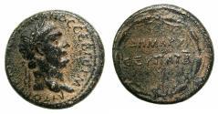 Ancient Coins - SYRIA.ANTIOCH.Trajan AD 98-117.AE.20.7mm. struck  AD 98/99.
