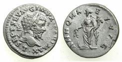 Ancient Coins - ROMAN.Septimius Severus AD 193-211.AR.Denarius.Laodicea ad Mare.