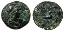 Ancient Coins - COMMAGENE.Antiochus IV Epiphanes AD 38-72.AE.21.6mm.