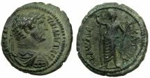 Ancient Coins - EGYPT.ALEXANDRIA.Hadrian AD 117-138.Billon Tetradrachm, struck AD 127/28.~#~.Ptah-Hephaistos standing.
