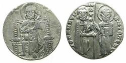 World Coins - VENICE.Giovanni Dandolo AD 1280-1289.AR.Grosso.