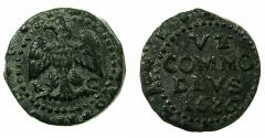 World Coins - ITALY.SICILY.Charles II King of Spain, Naples and Sicily AD 1665-1700.AE.Grano 1686.Mint of PALERMO