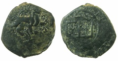 Ancient Coins - ISLAMIC.AQ QOYNULU.Anonymous issue circa 14th cent AD.