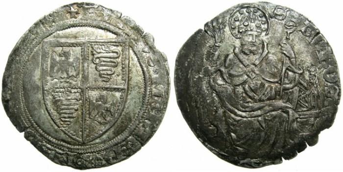 Ancient Coins - ITALY.MILAN.Filipo Maria Visconti AD 1412-1447.AR.Grosso ( 2 soldi ).