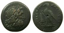 Ancient Coins - PTOLEMAIC EMPIRE.PHOENICIA:TYRE.Ptolemy II Philadelphus 285-246 BC.AE.30.6mm.