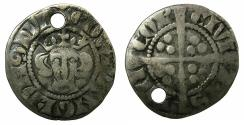 World Coins - ENGLAND.Edward I AD 1272-1307.AR.Penny.Mint of  LINCOLN.