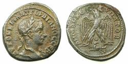 Ancient Coins - ANTIOCH.Gordian III AD 238-244.Billon Tetradrachm, struck AD 242. *** 2 examples recorded in Prieur ****