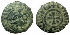 World Coins - ARMENIA, Cilician kingdom.Hetoum I AD 1226-1270.AE.Kardez.Mint of SIS