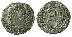 World Coins - HUNGARY.Matthias II H.R.E AD 1612-1619.AR.Denar.1619.Mint of KREMNITZ.