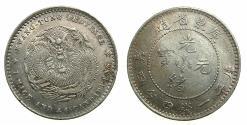 World Coins - CHINA.KWANG-TUNG.AR.20 Fen ( 1890-1908).