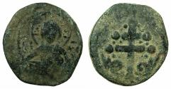 Ancient Coins - BYZANTINE EMPIRE.Anonymous Follis.class H.Mint of CONSTANTINOPLE.