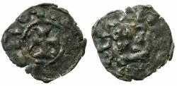 World Coins - CRUSADER STATES.GREECE.EPIRUS.John II Orsini 1323-1335.Bi.Denier.Struck at ARTA.