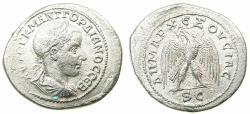 Ancient Coins - ANTIOCH.Gordian III AD 238-244.Billon Tetradrachm, struck AD 240.