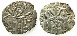 World Coins - BULGARIA.Ivan Alexander 1331-1371.AR.Grosch. 2nd type; with his son Michael Asen 1331-1355.