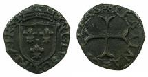 World Coins - ITALY.CHIETI.Charles VIII of France AD 1483-1498.AR.Cavallo ( 1495 ).