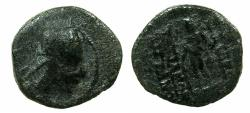 Ancient Coins - ARMENIA.ARTAXIADS.Tigranes II The Great 95-56 BC.AE.18.4mm.Mint of Antioch?.~#~.Herakles.