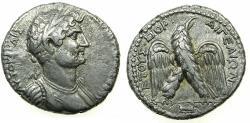 Ancient Coins - CILICIA.AIGEAI.Hadrian AD 117-138.AR.Tetradrachm, struck AD 132/133.