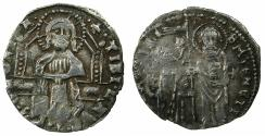World Coins - ITALY.VENICE.Michael steno AD 1400-1413.AR.Grosso.3rd type.