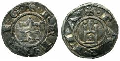 World Coins - ITALY.PARMA.REPUBLIC.Struck in the name of Emperor Frederick II Circa AD 1220-1250.Fouree Grosso