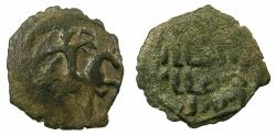 World Coins - SELJUKS OF RUM.Mus'ud II AD 1280-1298.AE.Fals. ***Very rare issue ***
