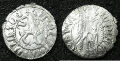 World Coins - ARMENIA, Cilician kingdom. Hetoum I AD 1226-1270. AR.Tram.Mint of SIS.Class III