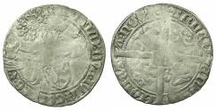 World Coins - ARNHEM.Reinold IV AD 1402-1423.AR.Dopplegroot.