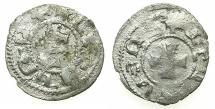 World Coins - CILICIAN ARMENIA.Levon V Lusignan AD 1374-1375.Billon Obol.
