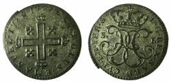 World Coins - ITALY.SARDINIA.Carlo Emanuelle IV 1796-1800.Billon Reale. 1797.Mint of TURIN
