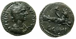 Ancient Coins - MYSIA.PARIUM.Julia Paula Augusta AD 219-220.AE.21.8mm. ~#~.Capricorn.