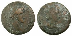 Ancient Coins - CYPRUS.Antoninus Pius and Marcus Aurelius AD141-161.AE.27.6mm