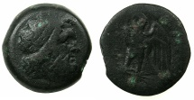 Ancient Coins - PTOLEMAIC EMPIRE.EGYPT.Ptolemy I Soter circa 323-283 BC.AE.Diobol. Mint of Alexandria.